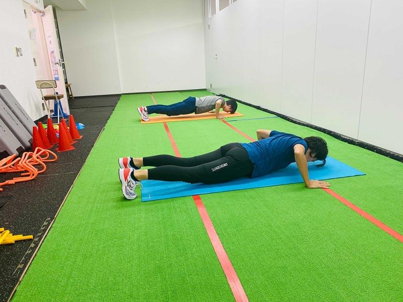 自重系トレーニング